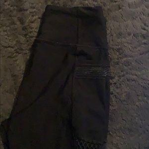 Victoria's Secret sport leggings size M. Like new.
